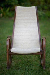 mid century modern rocking chair by yngve ekstrom