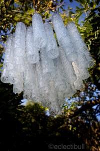 venini murano glass chandelier made in italy