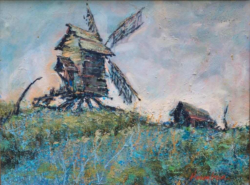 Dutch Windmill By Ralph Hasenbein Eclectibull