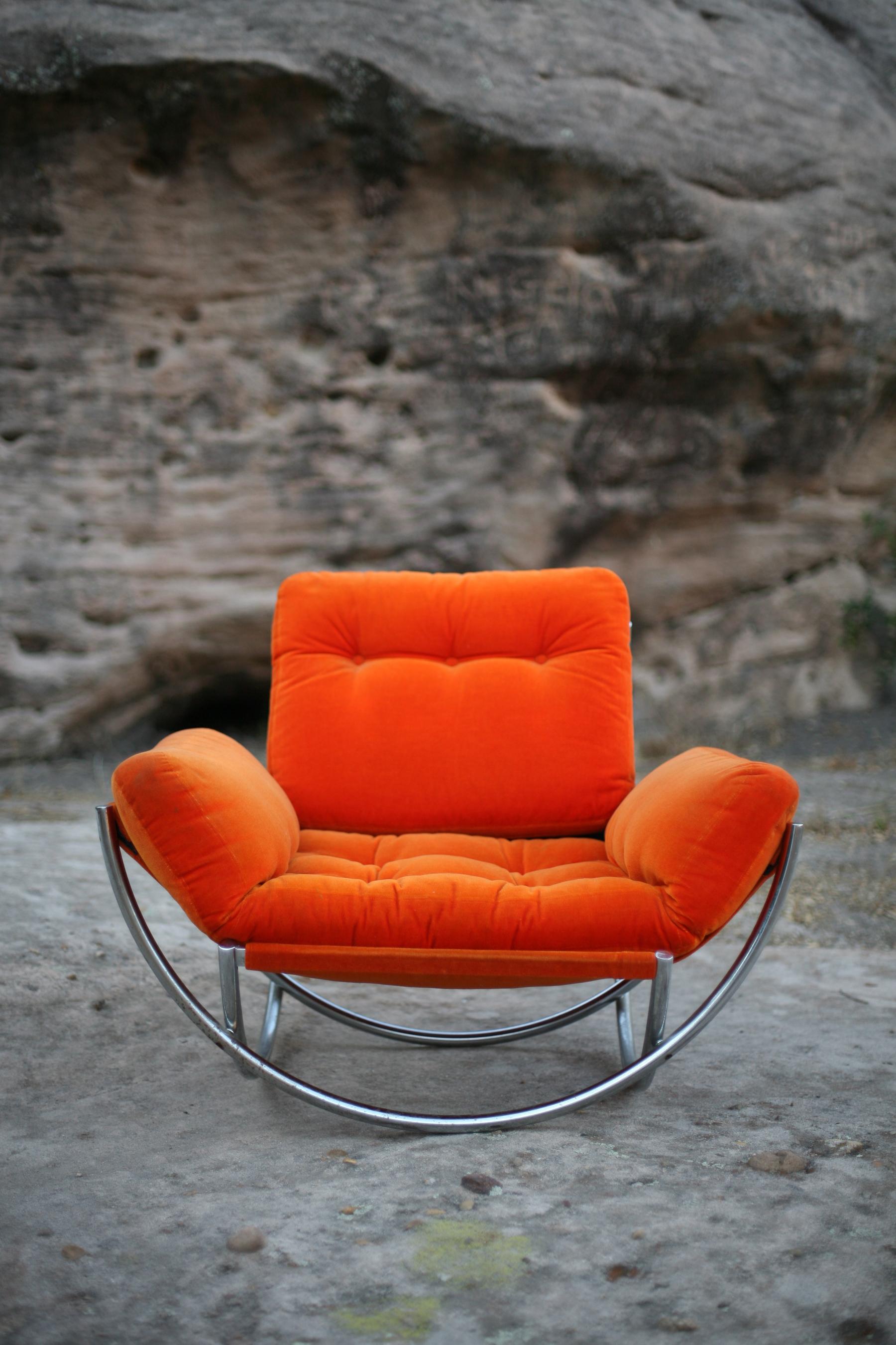 Danish Modern Lounge Chair Eclectibull