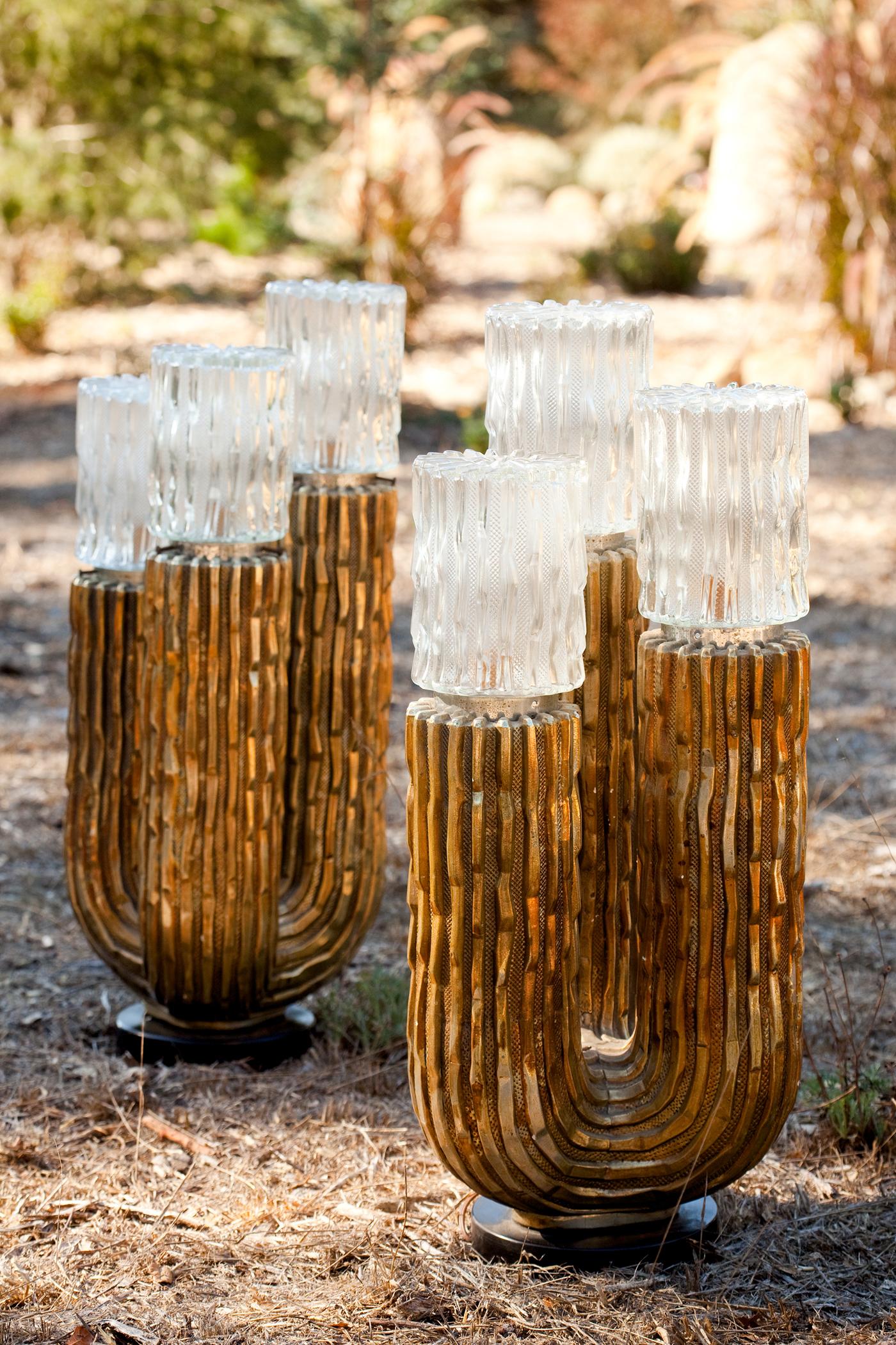 Mid Century Cactus Floor Lamps Eclectibull