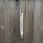 Faire Un Noeud Knotted Driftwood Wall Hanging, Minimalist