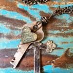steampunk pendant necklace jewelry