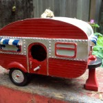 travel trailer bird house