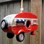 travel trailer birdhouse